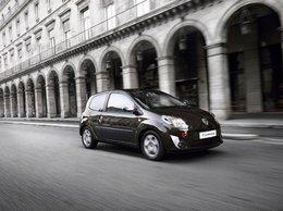La Renault Twingo 2010 un peu moins polluante