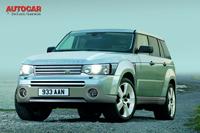 Prochaine génération de Range Rover: plus légère mais surtout plus puissante