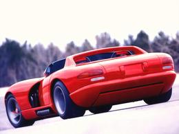 Souvenirs... Les Dodge Viper concepts VM-01 et 02