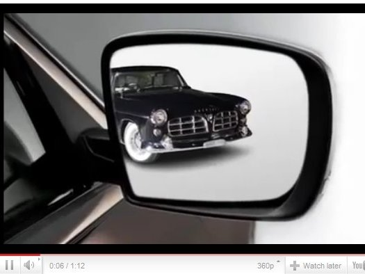 [vidéo pub] la Lancia Thema ne cache pas ses origines