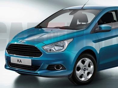 Future Ford Ka: tout va changer...