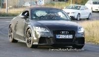 Audi TT-RS: enfin son vrai visage, agressif à souhait!