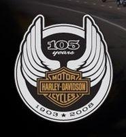 Harley Davidson : 105ième anniversaire, entrez dans la légende