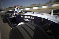GP d'Espagne : Williams Toyota