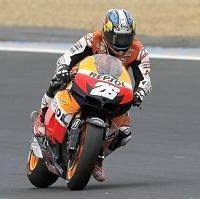 Moto GP - France Qualifications: Le bon coup de Dani Pedrosa
