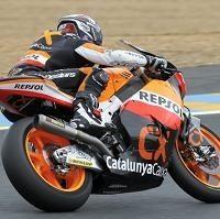 Moto 2 - France Qualifications: Marc Marquez presque comme Pedrosa