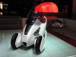 En direct du Salon de Genève 2010 : le Concept électrique Honda 3R-C