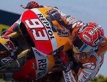 MotoGP - Australie J.1 : Márquez et Lorenzo se jouent de la pluie