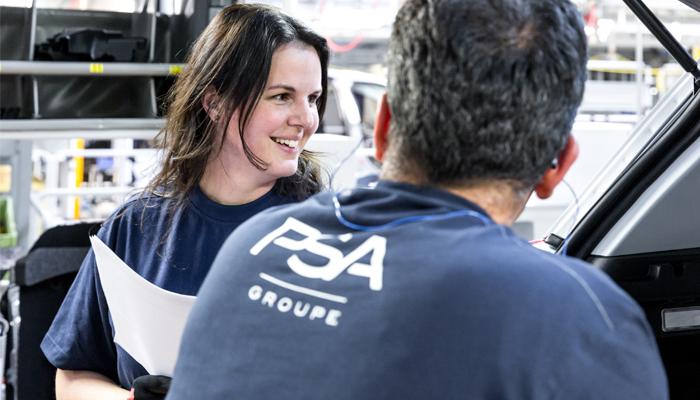 La rupture conventionnelle collective déjà en action — Groupe PSA