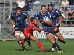 Rernault soutient 3 clubs de rugby du Top 14