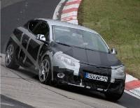 Nouvelle Renault Sport Mégane: comme ça