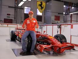 Valentino Rossi en F1 : ses espoirs douchés par Massa