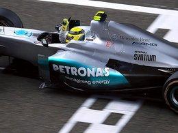 F1 - GP de Chine : Nico Rosberg pour une double première
