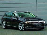 B&B Automobiltechnik booste la Volkswagen Passat 2,0l TDI à 300 chevaux