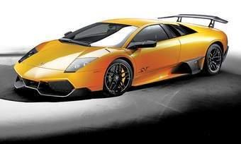 Le futur de Lamborghini : régime et canassons