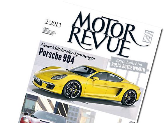 Future Porsche 984: la révolution!