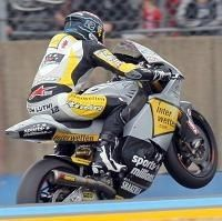 Moto 2 - France: Thomas Lüthi surnage