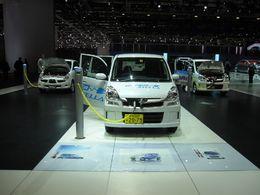 En direct du Salon de Genève 2010 : les Subaru Plug-in STELLA et HYBRID TOURER CONCEPT