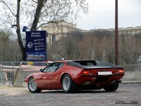 Photo du jour : De Tomaso Pantera GTS