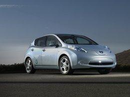 Nissan LEAF aux Etats-Unis : 6 635 unités réservées en 3 jours !