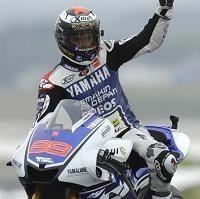 Moto GP - France: Jorge Lorenzo maîtrise et Valentino Rossi fait le spectacle