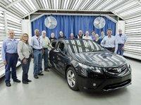 Voici la première Opel Ampera 2012 de présérie aux Etats-Unis