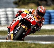 MotoGP - Australie Qualifications : huitième pole de l'année pour Márquez