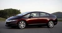 """Honda FCX: la """"vraie"""" auto à hydrogène arrive en 2008 !"""