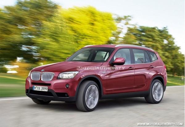 Futur BMW X3 : à peu près comme ça