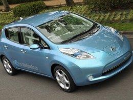 Véhicules électriques Nissan et Renault : l'usine de Sunderland voit le jour