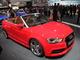 Vidéo en direct du salon de Francfort  2013 - Audi A3 cabriolet : essoufflée ?