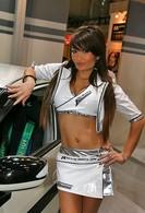 Les girls du Tokyo Auto Salon 2010