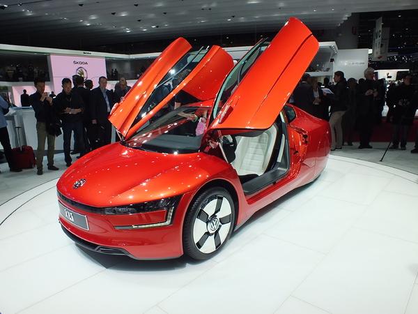 La Volkswagen XL1 sera facturée 111 000 euros