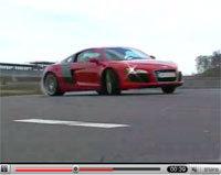 /vidéo/ Audi R8, reine du Drift ?
