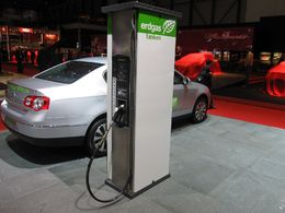 En direct du Salon de Genève : ça gaz naturel pour divers modèles en Suisse