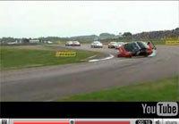 /vidéo/ Porsche Super'fly'Cup: ça aurait pu faire mal !