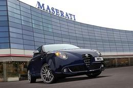 Une Alfa MiTo pour les propriétaires de Maserati ... au garage