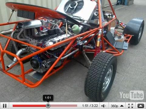 kronenburg autosport un buggy avec un moteur d 39 audi tt rs de 720ch. Black Bedroom Furniture Sets. Home Design Ideas