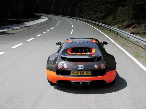 Bugatti Veyron Super Sport : sold out elle aussi