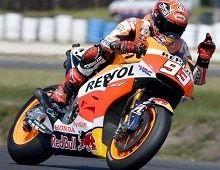 MotoGP - Australie : cinquième victoire de Márquez et Lorenzo recolle