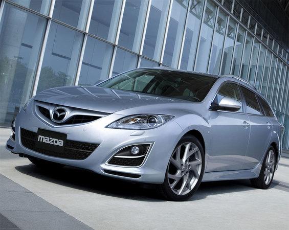 """Genève 2010 : """"notre"""" Mazda6 restylée dévoilée"""