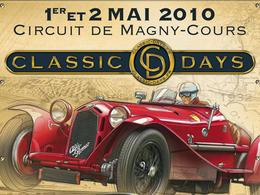 Classic Days 2010: Réservez votre week-end