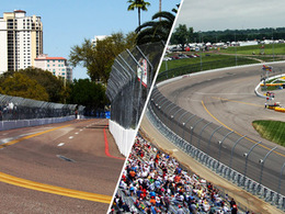 """IndyCar: Des champions """"ovale"""" et """"routier"""""""