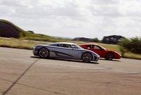 Vidéo : une Koenigsegg CCX atomise une Ferrari F430 Scuderia
