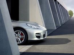 Rappel : toutes les Porsche Panamera retournent à l'atelier