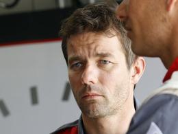 Sébastien Loeb à la Journée Test des 24 Heures du Mans