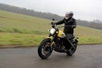 Actualité - Ducati: non au scooter mais oui au scrambler