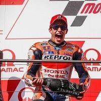 """MotoGP - Marquez: """"je ne sais pas d'où j'ai sorti ce tour"""""""