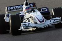 GP d'Espagne : BMW Sauber