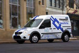 Ford dévoile ses projets hybrides et 100% électriques d'ici 2013 en Europe